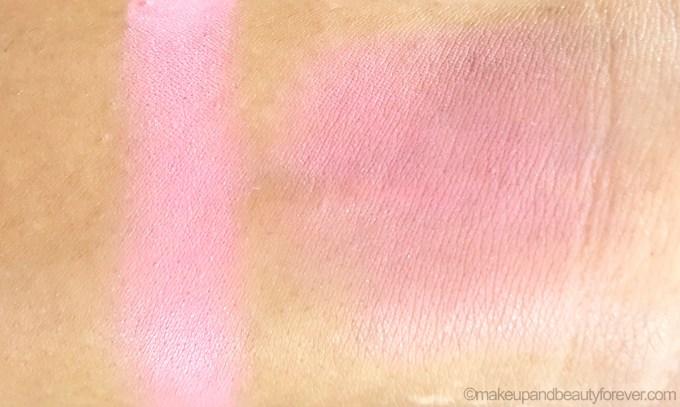MAC Fleur Power Blush Review Swatches India