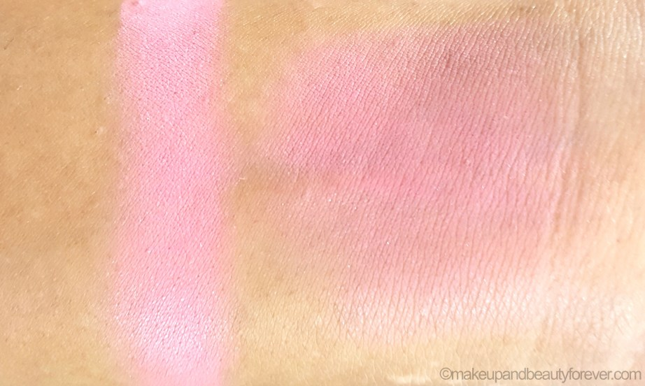 MAC Fleur Power Blush Review Swatches India