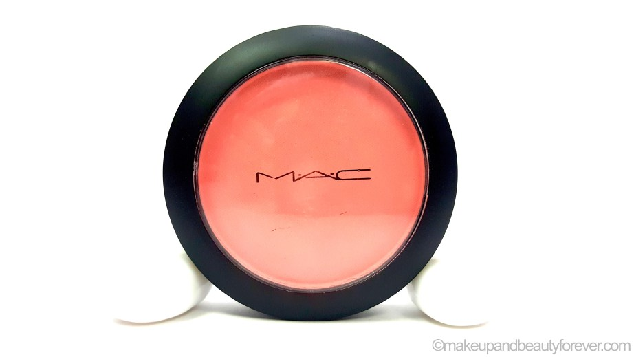 MAC Fleur Power Blush Review Swatches