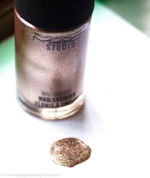MAC Soiree Nail Lacquer photos