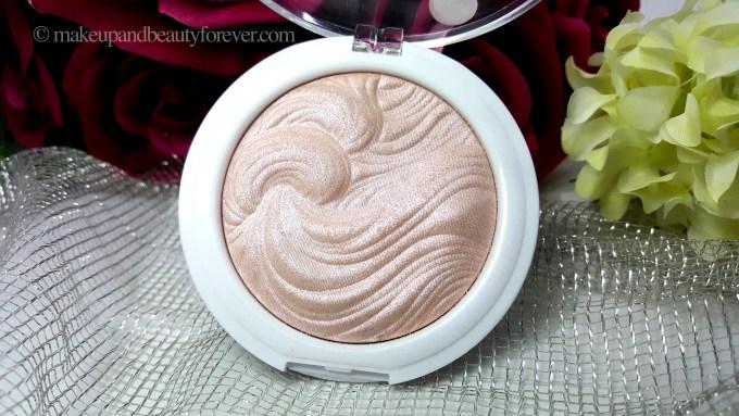 MUA Undress Your Skin Shimmer Highlighter Review Makeup Blog