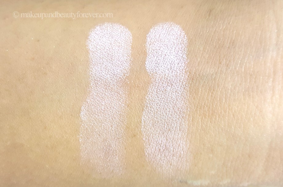 MUA Undress Your Skin Shimmer Highlighter Review Swatch