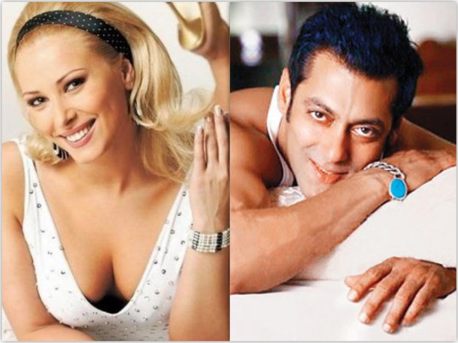 Salman Khan is getting Married and here is the Bride Iulia Vantur!