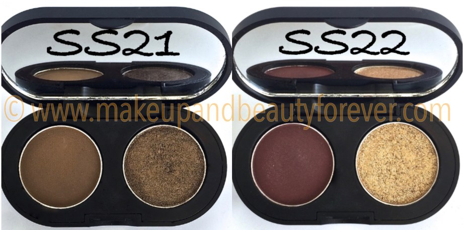 SeaSoul Makeup HD Eyeshadow Palette SS21 SS22