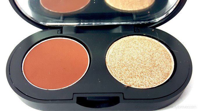 SeaSoul Makeup HD Eyeshadow Palette SS22 Review Swatches India