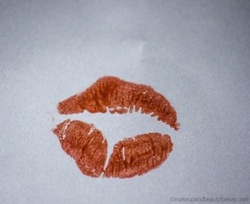 Colorbar Sheer Glass Lipgloss Brown Sheen Lips
