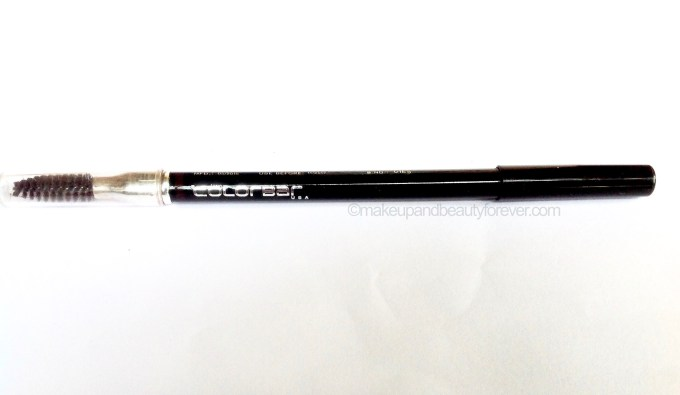 Colorbar Stunning Brow Pencil Chestnut Review