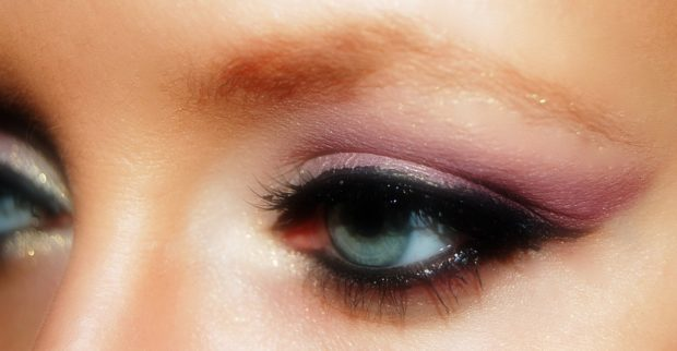 How to do Basic Eye Makeup Step Wise eyeliner