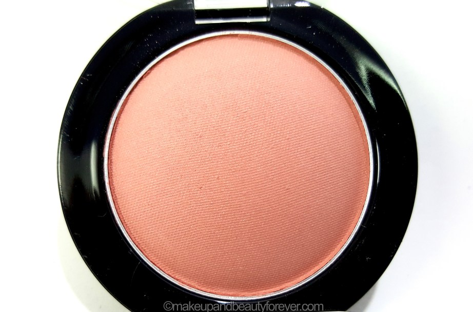 Maybelline Color Show Blush Creamy Cinnamon Review Swatches Image