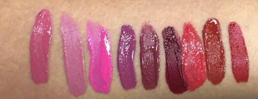 Chambor Liquid Lipstick Swatches Rosemantic 401