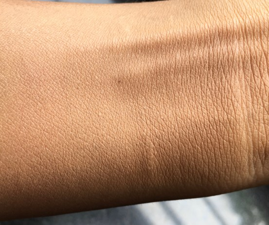 Kryolan TV Paint Stick Foundation Review Shades Swatches blended