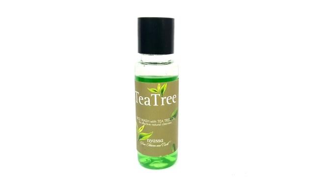Nyassa Tea Tree Oil Face Wash Review