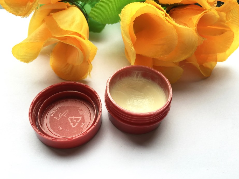 The Body Shop Strawberry Lip Butter Review mbf blog
