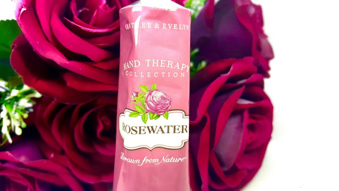 Crabtree & Evelyn Rosewater Hand Therapy Cream Review mbf