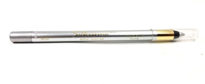 L'Oreal Infallible Silkissime Eyeliner Silver Argente Review