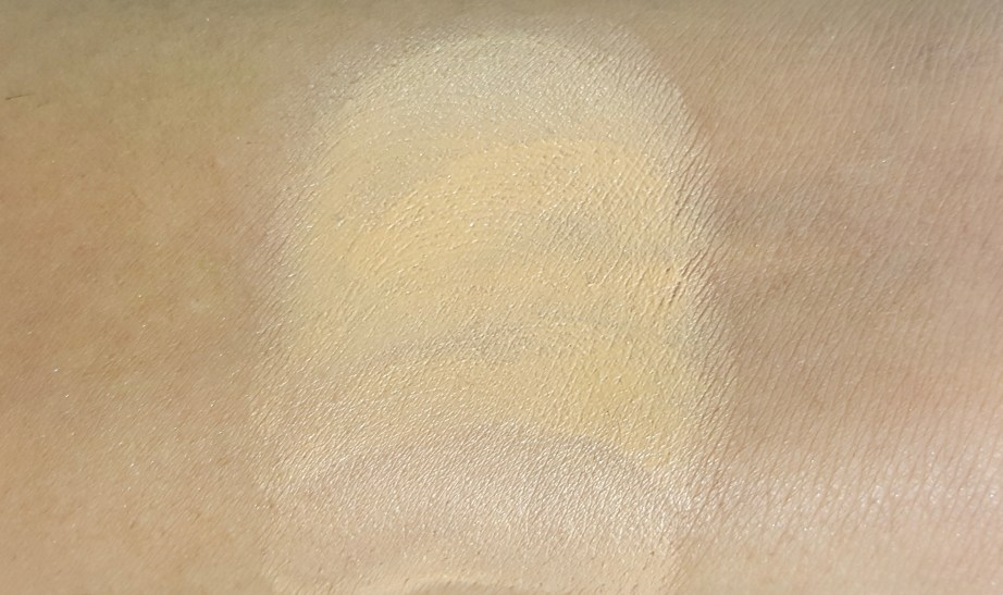 Lakme Complexion Care CC Cream Review Swatches 3