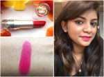 Lakme Enrich Matte Lipstick PM 15 Review, Swatches