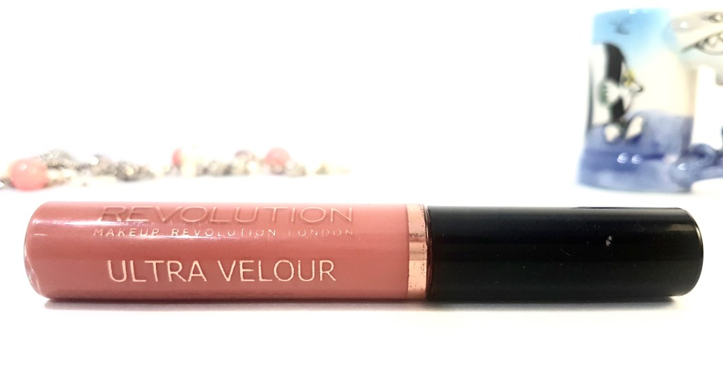 Makeup Revolution Ultra Velour Lip Cream Cant We Just Make Love Instead Review Swatches
