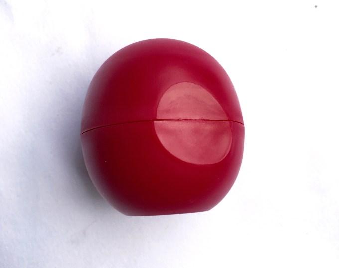 Organic Harvest Pomegranate Lip Care Balm Review