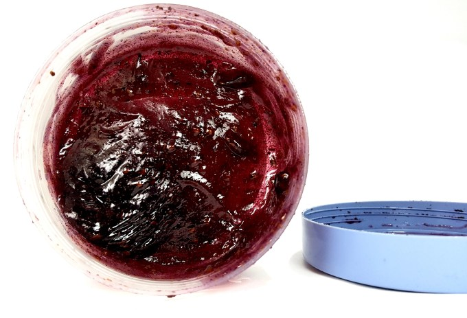 The Body Shop Blueberry Body Scrub Gelee Review mbf blog