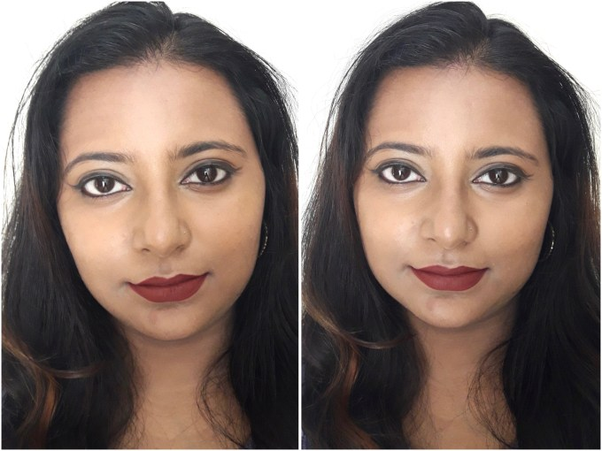 BH Cosmetics Matte Liquid Lipstick Lust Review Swatches MBF Makeup Look