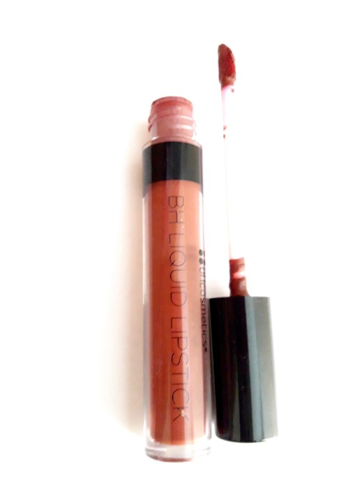 BH Cosmetics Matte Liquid Lipstick Lust Review Swatches