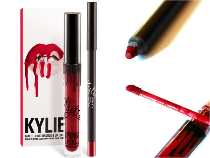 Kylie Jenner Lip Kit Mary Jo K Review Swatches focus
