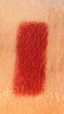 Lipland Matte Lip Crayon Lipstick Nicol Concilio Zoey Review Swatches water