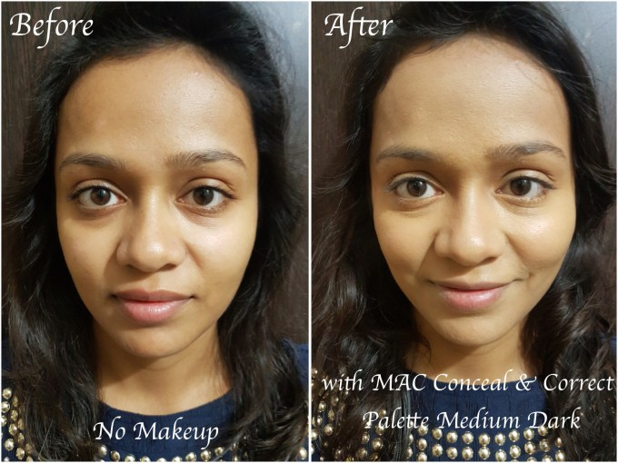 mac-conceal-correct-palette-medium-deep-review-swatches-demo-before-after