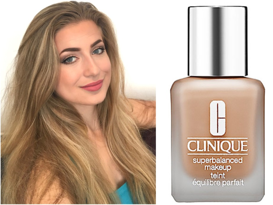 Clinique Superbalanced Makeup Foundation Review Swatches Demo