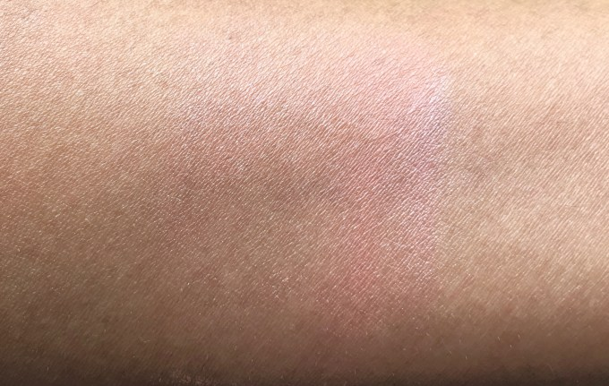 Faces Glam On Perfect Blush Cocktail Peach Review Swatches Blended
