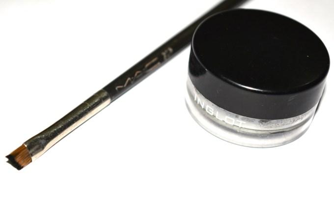 Inglot AMC Eyeliner Gel 77 Matte Black Review MBF Blog