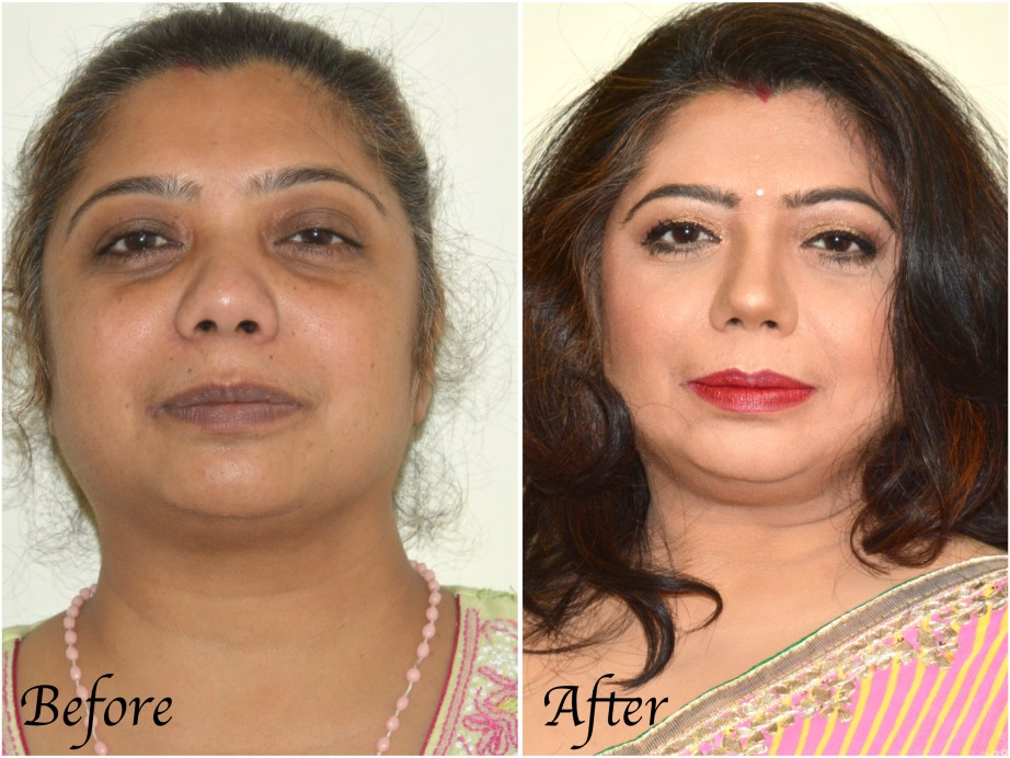 karwa-chauth-step-by-step-makeup-tutorial-by-professional-makeup-artist-before-after