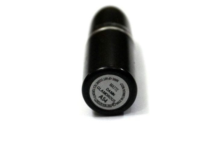 MAC Damn Glamorous Matte Lipstick Limited Edition