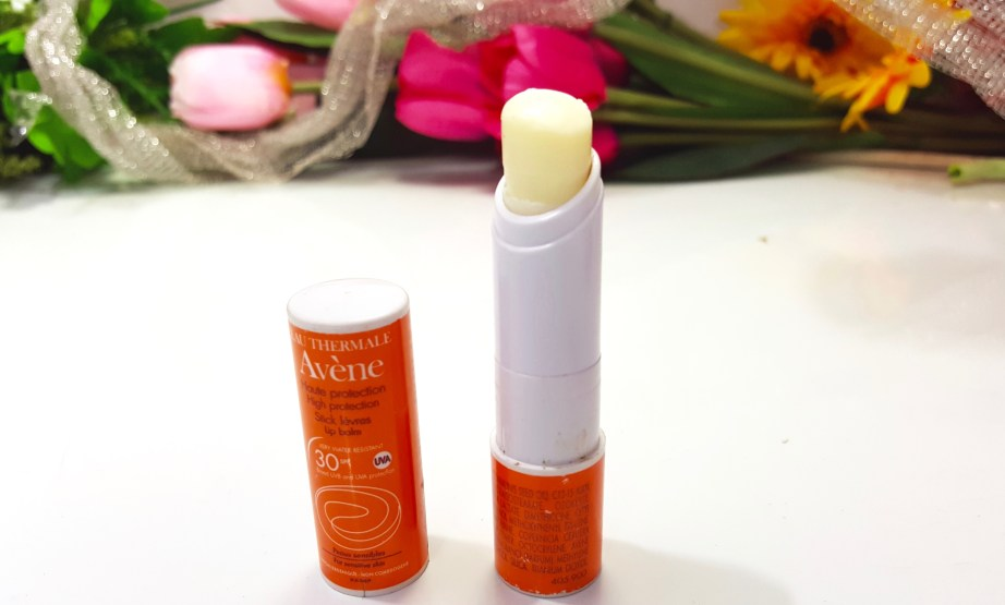 Avene High Protection Lip Balm SPF 30 Review MBF