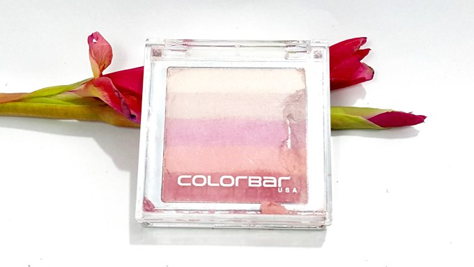 Colorbar Shimmer Bar Rosey Glaze Review Swatches MBF Beauty Blog