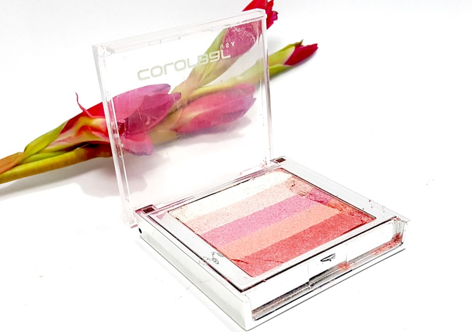 Colorbar Shimmer Bar Rosey Glaze Review Swatches