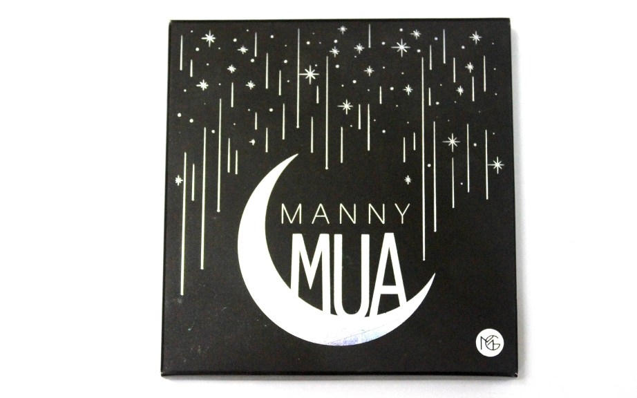 Makeup Geek Manny Mua Eyeshadow Palette Review Swatches 1