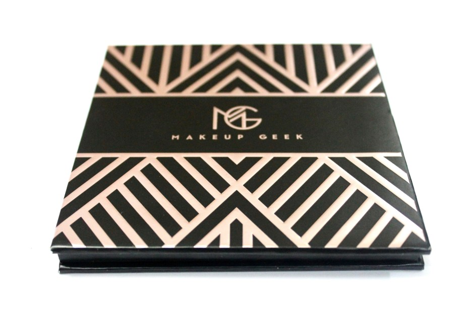 Makeup Geek Manny Mua Eyeshadow Palette Review Swatches 9