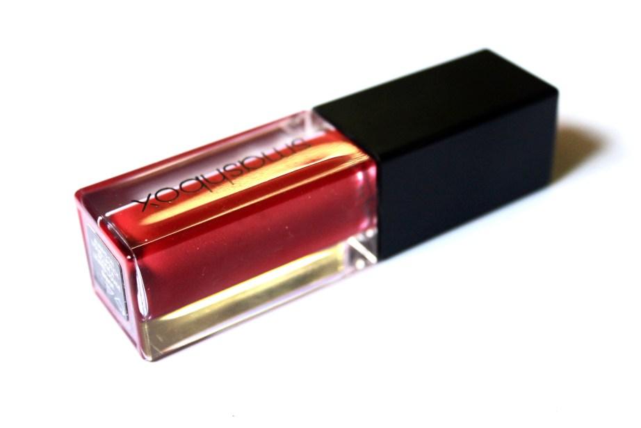 Smashbox Always On Matte Liquid Lipstick Bawse by Superwoman Youtube Lilly SIngh