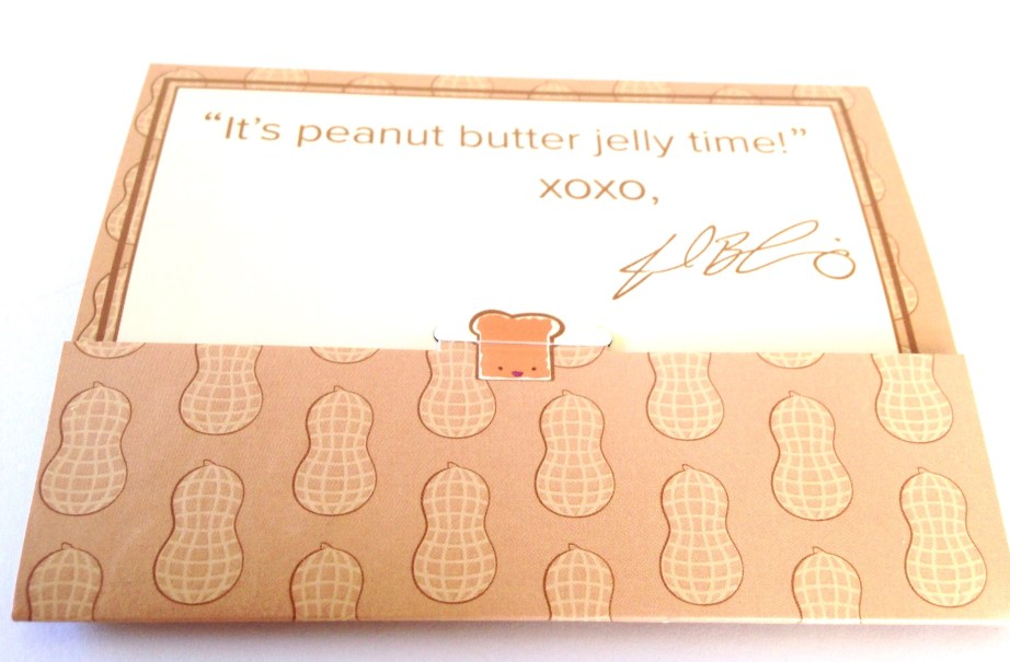 Too Faced Peanut Butter & Jelly Eyeshadow Palette Review Glamour Guide back