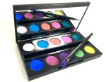 Urban Decay Electric Pressed Pigment Eyeshadow Palette Review, Swatches