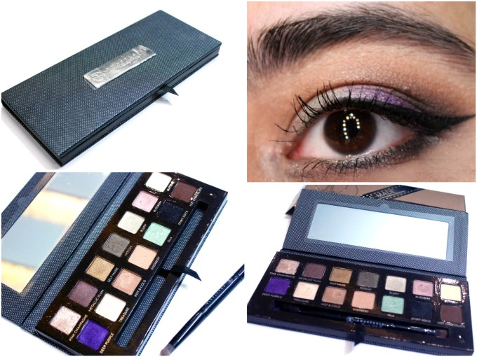 Anastasia Beverly Hills Self Made EyeShadow Palette Review, Swatches Vs