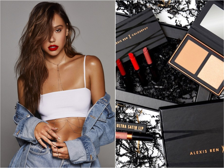ColourPop Alexis Ren Collection All Products and Details MBF Blog