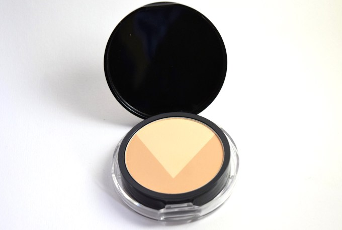 Maybelline V Face Duo Powder Review, Swatches 3