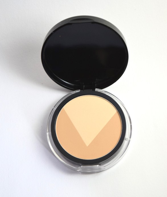 Maybelline V Face Duo Powder Review, Swatches focus