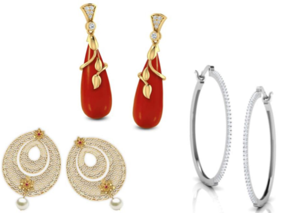 Top Designer Earrings