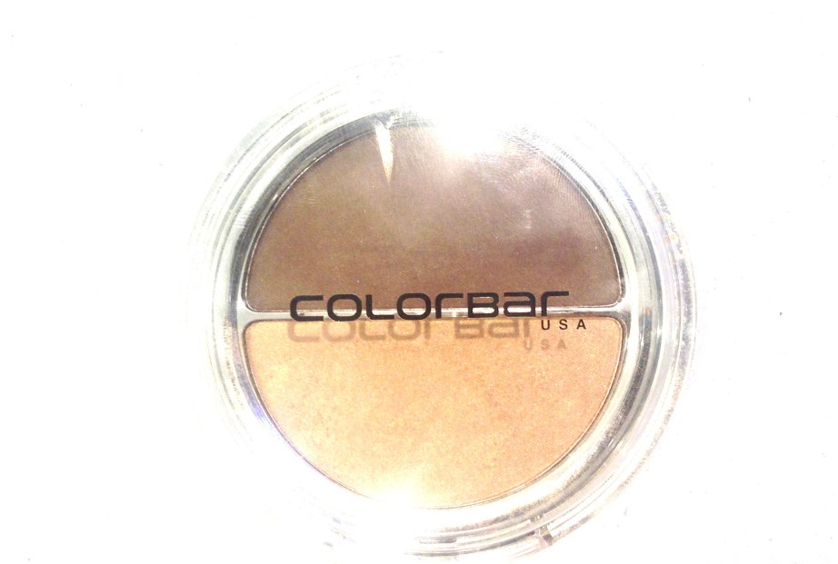 Colorbar Flawless Touch Contour & Highlight Kit Review, Swatches Front
