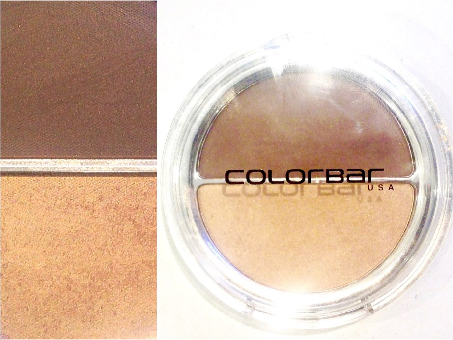 Colorbar Flawless Touch Contour & Highlight Kit Review, Swatches