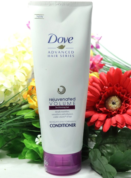 Dove Rejuvenated Volume Conditioner Review